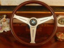 BMW E24 Wood Steering Wheel 630 635 CS CSI 1976 - 1983 NOS German D.O.T. BMW