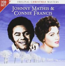 JOHNNY MATHIS ET CONNIE FRANCIS -Original Christmas Masters - CD - NEUF