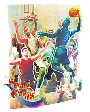 3D Swing Cards by Santoro - BASKETBALL - SG-SC-143
