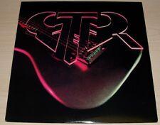 GTR DEBUT ALBUM 1986 RELEASE ARISTA AL8-8400 YES GENESIS HOWE HACKETT MAX BACON