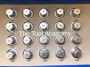 Locking Wheel Nut Key Set FITS Vauxhall Opel Tool Equiv OEM Z16512-181