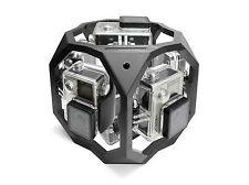 360 Degree Spherical Panorama Mount f. 7x GoPro Go Pro HERO 3, 3+, 4 accessory