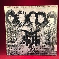 Michael Schenker Group Msg 1981 GB Vinyle LP+Inner Excellent État