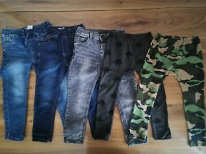 NEXT F&F boys 4-5 years jeans leggings bundle
