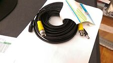 Philmore LKG, 42-2025, CCTV Power/Video Cable 25Ft, Brand New!