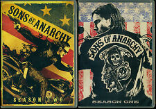 Sons of Anarchy Season 1, 2, 3 & 4 DVD TV Shows One Two Three & Four 16 DISC SET