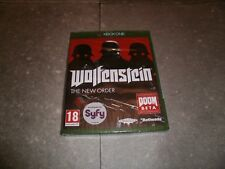 Wolfenstein the Order Jeu Xbox One