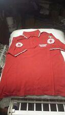 Maglietta T-Shirt CRI Croce Rossa TG S come nuova!!!