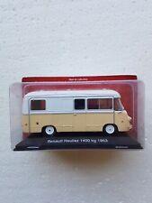 1/43 Camping-Cars RENAULT HEULIEZ 1400 KG 1953
