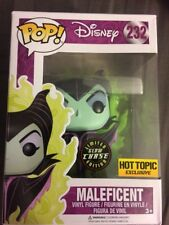 FUNKO POP - Maleficent #232  *CHASE (Hot Topic Exclusive) *NEAR MINT Disney
