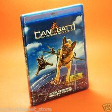 CANI E GATTI LA VENDETTA DI KITTY Blu-Ray Disc bluray