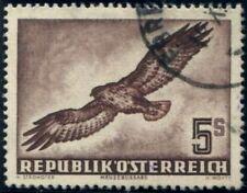 Lot N°6187 Autriche Poste Aérienne N°58 Oblitéré Qualité TB