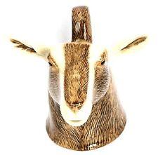 Goat Jug By Quail Pottery