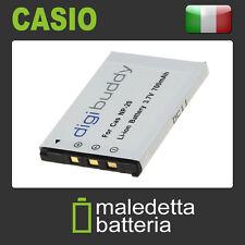 Batteria Alta Qualità per Casio Exilim EX-Z75