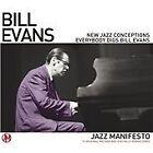 Jazz Manifesto - New Jazz Conceptions, Everybody Digs, Bill Evans CD   502495226