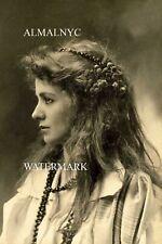 Maude Adams, vintage photo   (4 x 6 photo reprint)
