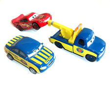 Disney Pixar  Movies CARS die cast Piston Cup Official Car, Tow Truck & McQueen