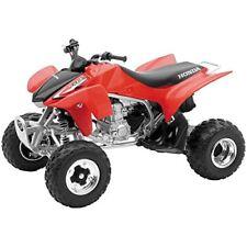 2009 Honda TRX 450r Rouge ATV Moto 1 12 par ray 57093a Miniature