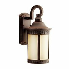 Kichler Lighting 10904PR Randolph 1LT 16IN 18W CFL Exterior Wall Lantern