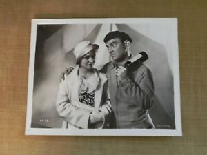 LQQK vintage 1930s original Movie Studio Photo