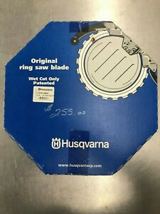 HUSQVARNA Original Ring Saw Blade 531108059 - NEW