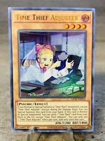 Yu-Gi-Oh! Time Thief Adjuster GFTP-EN012 Ultra Rare 1st Edition NM+