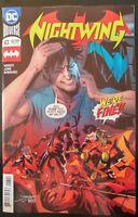 NIGHTWING #43a (2018 DC Universe Comics) ~ VF/NM Book