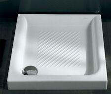 Piatto doccia in porcellana bianca 90X90 altezza cm 10 drop di Hatria