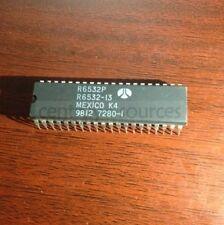 5PCS R6532P R6532AP R6532 8-BIT Microprocessor DIP-40 IC CHIP
