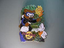 Hard Rock Cafe St Maarten 2011 - Scuba Diver Bear - Local HRC Limited Serie Pin