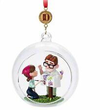 """Disney Weihnachten Ornament """" Ellie und Karl """" aus Oben,Original Disney  Neu .."""