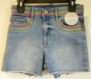 Brand New Gap Denim Shorts Girl's Size 14