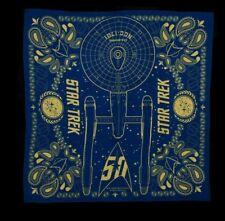 Star Trek Bandana Halstuch Kopftuch offiziell Lizenz  NEU