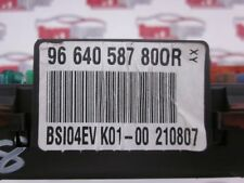 BSI JOHNSON CONTROLS PSA 9664058780OR / BSI04EV K01-00 210807