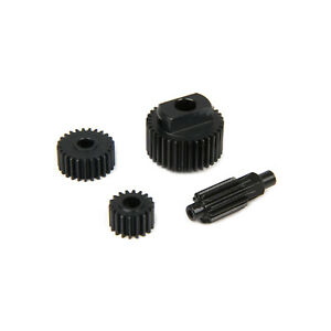 Traxxas E-Revo 1:16 Hardened Steel Center Gear Set by Atomik - Replaces TRX 7093