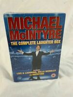 Michael Mcintyre: The Complete Laughter Box [DVD] [2013] Brand New Sealed DVD
