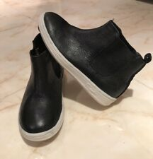 Penguin By Munsing Wear New Boys High Top Shoes Size 10 UK Kids