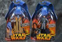 2005 Hasbro Star Wars Revenge Sith  MAS AMEDDA  &  BAIL ORGANA  Action Figures