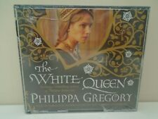 The White Queen by Phillipa Gregory (Audio CDs) Read by Emilia Fox