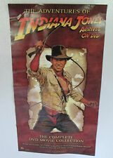The Adventures Of Indiana Jones 2003 Lucasfilm Movie Poster