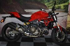 2017 Ducati Monster 821 Red