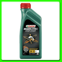 Castrol Magnatec Stop-Start 5W-30 A5 Fully Synthetic Engine Oil [15990C] 1 Litre
