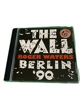 Roger Waters The Wall: Berlin '90 (CD,1990)*NOT FOR SALE DEMO DISC*RARE, VHTF!!
