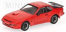 Porsche 924 GT 1981 rot red indischrot 1:43 Minichamps