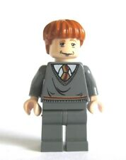 Lego RON WEASLEY Minifigure Dual Head/Sleeping Face 4762 5378 Harry Potter
