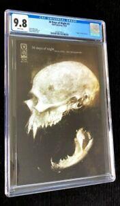 30 Days of Night #3 1st Print CGC 9.8 Death of Eben