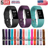 For Fitbit Charge 2 Band Silicone Replacement Wristband Strap Band Bracelet