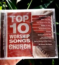 Top 10 Worship Songs: Church by Maranatha Music CD 2014, Maranatha! Sealed