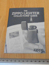 The Zippo lighters Collector's Guide 1996