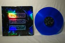 Two Door Cinema Club - Gameshow Blue Vinyl record with 7 inch single